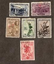 почтовые марки 1919-1923гг