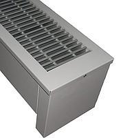 Внутрипольные напольные внутристенные конвекторы для водяного отоплени