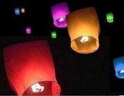 Небесные фонарики (Кировоград) летающие фонарики,  бумажные фонарики