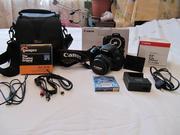 Продам Canon EOS 600D с объективом Canon EF 50mm F/1.4 USM