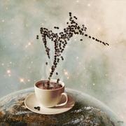 Пора пить кофе Якобс!