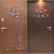 бронированые двери ,  а так же двери для подвальных помещений