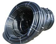 Трубы ПЭ(80, 100) и фитинги для наружного водоснабжения ф 16-ф1200мм Ки
