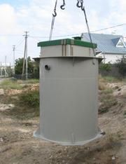 Очистные сооружения,  системы очистки бытовых сточных вод Кировоград