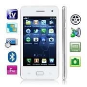 Новый женский Samsung Galaxy Ace GT-9220i (белый)
