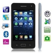 Дешевый Samsung Galaxy Ace GT-9220i (черный)