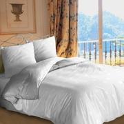 Купить постельное белье недорого,  Комплект семейный «Жасмин»