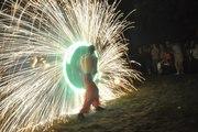 Фаер шоу ,  огненно-пиротехническое шоу ,  живые статуи