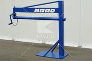 Фальцеосадочный станок (для осадки фальца) Maad