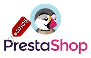 Интернет–магазин на CMS Prestashop за 550$