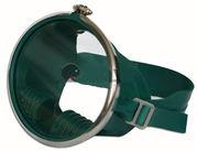 Маска глубоководная для охоты и фридайвинга с максимальным обзором Глу
