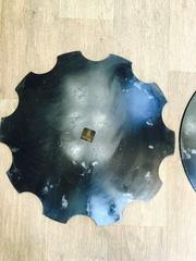 Диск бороны(ромашка) Bomet, дисковая борона,