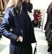 Куртка кашемир с норкой распродажа