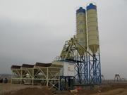 Стационарный бетонный узел HZS 50 (50 м3/час)