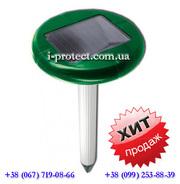 Отпугиватель на солнечной батарее от земляных грызунов «ВК-0677»