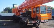 Продаем автокран HYDROS-0451,  45 тонн,  WT 452,  1989 г.в.