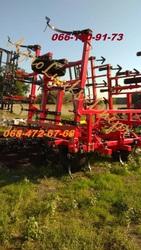 Культиватор для сплошной обработки почвы КСУ-8