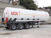 Продам: Полуприцеп Цистерна Для Сжиженных Газов (Газовоз)